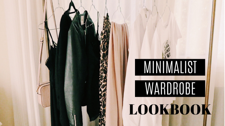 Minimalist Wardrobe-Lookbook