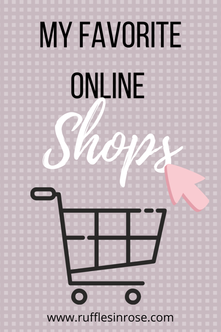 Where to shop (online)